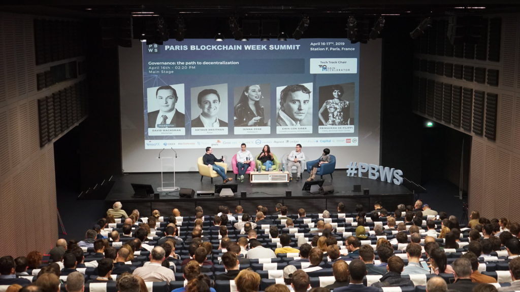 Paris Blockchain Week Summit 2019 : Recap